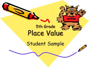 5th Grade Place Value
