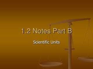 1.2 Notes Part B