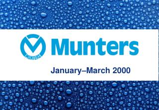 January–March 2000