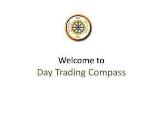 Welcome to Day Trading Compass