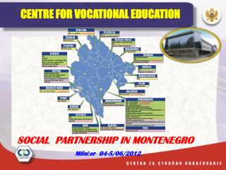 CENT RE FOR VOCATIONAL EDUCATION