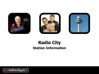 Radio City Station Information