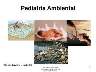 Pediatria Ambiental