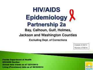 HIV/AIDS Epidemiology Partnership 2a