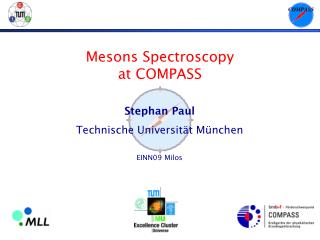 Mesons Spectroscopy at COMPASS