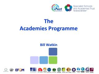 The Academies Programme Bill Watkin