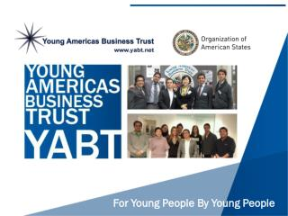 For Young People By Young People