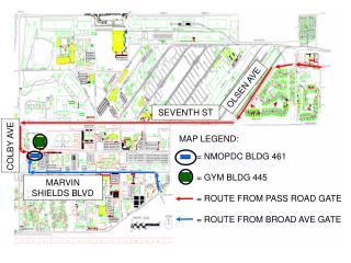 MAP LEGEND:
