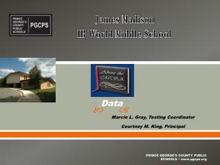 James Madison IB World Middle School
