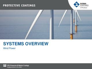SYSTEMS OVERVIEW Wind Power