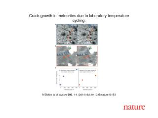 M Delbo et al. Nature 000 , 1-4 (2014) doi:10.1038/nature13153