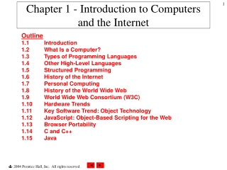Learning to Use the Internet  the World Wide Web        Chapter 2