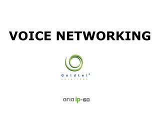 VOICE NETWORKING