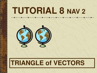 TUTORIAL 8  NAV 2