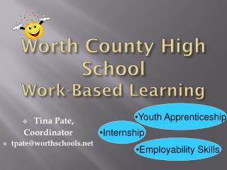 Worth County High School Work-Based Learning