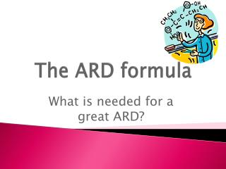 The ARD formula