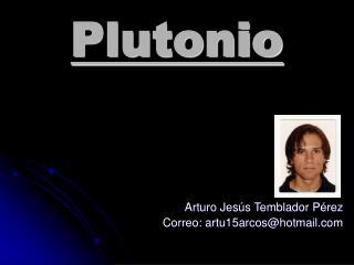 Plutonio