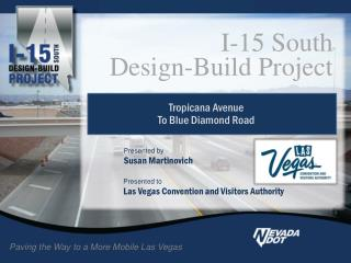 I-15 South  Design-Build Project