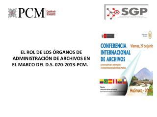 Armendariz 339 Miraflores pcm.gob.pe