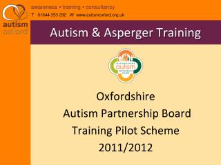 Autism & Asperger Training