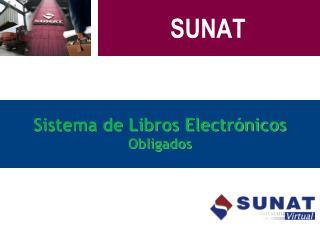 Sistema de Libros Electrónicos Obligados