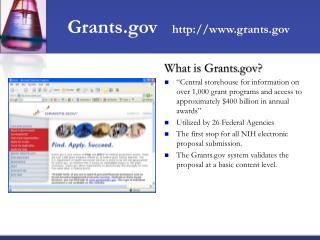 Grants grants