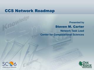 CCS Network Roadmap