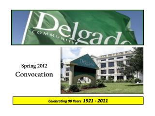 Spring 2012 Convocation