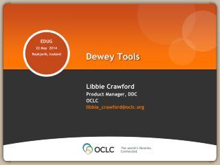 Dewey Tools