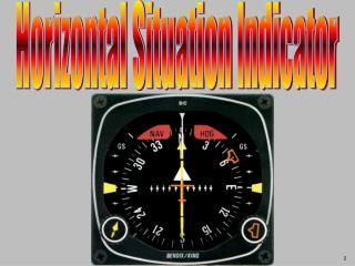 Horizontal Situation Indicator