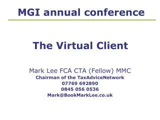 The Virtual Client