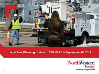 Local Area Planning Update to TRANSAC – September  18, 2014
