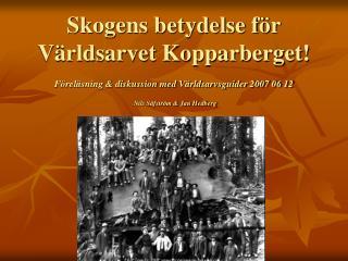 """Skogslandskapet"" - det fjärde landskapet"