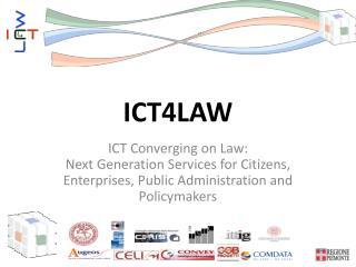 ICT4LAW