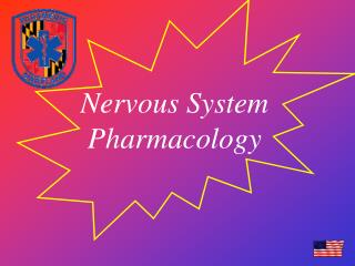 Nervous System Pharmacology