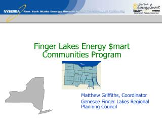 Finger Lakes Energy $mart Communities Program