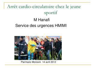 Arrêt cardio-circulatoire chez le jeune sportif