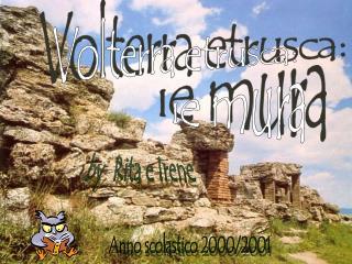 Volterra etrusca: