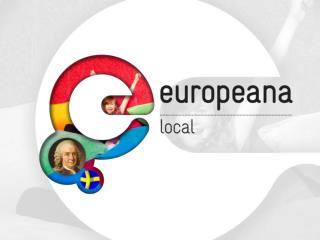 En sökportal för Europas digitaliserade kulturarv