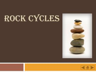 ROCK CYCLES