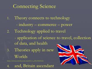 Connecting Science