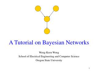 A Tutorial on Bayesian Networks