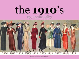 the  1910 's