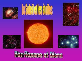 Le Soleil et les étoiles