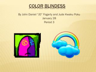 COLOR BLINDESS