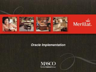 Oracle Implementation