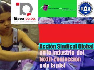 Secretaría de Acción Sindical Internacional y Política Reivindicativa