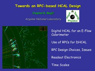 Towards an RPC-based HCAL Design
