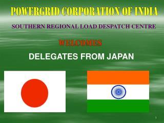 DELEGATES FROM JAPAN