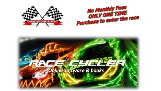No Monthly Fees ONLY ONE TIME Purchase to enter the race